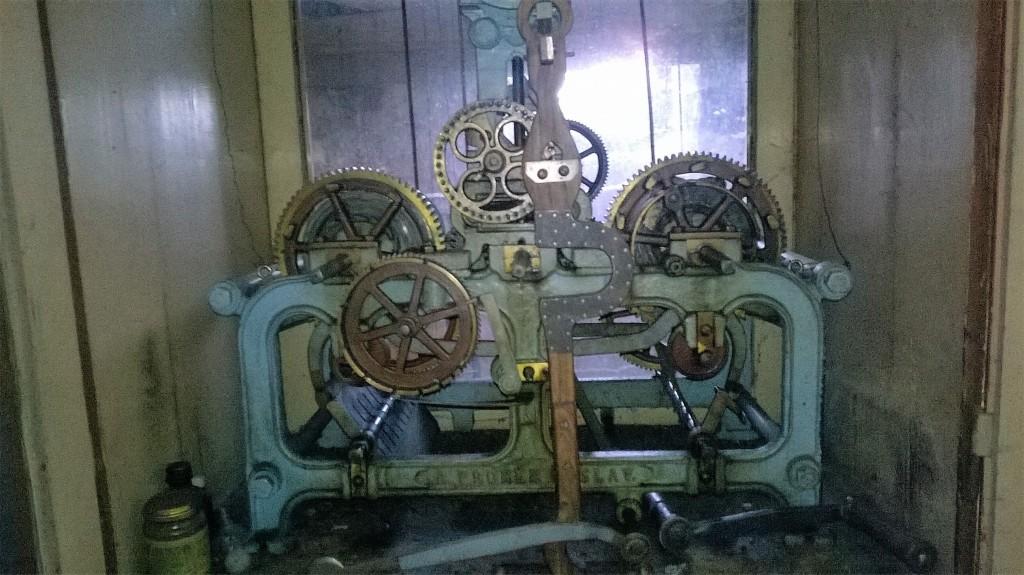 Hodinovy stroj Svratouch