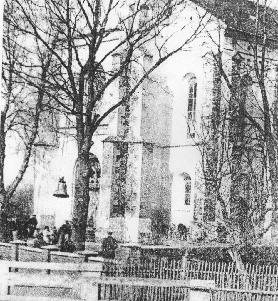 Odebrani zvonu 1942e